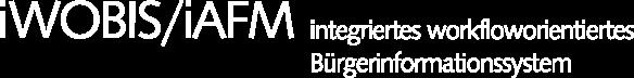 iWOBIS - Integriertes workfloworientiertes Bürgerinformationssystem